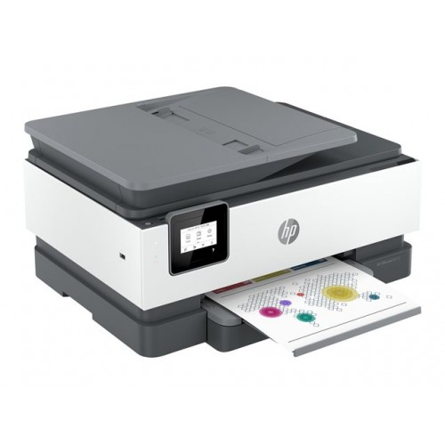 HP OfficeJet 8012e All-in-One A4 Color Wi-Fi Print Copy Scan Inkjet 28ppm