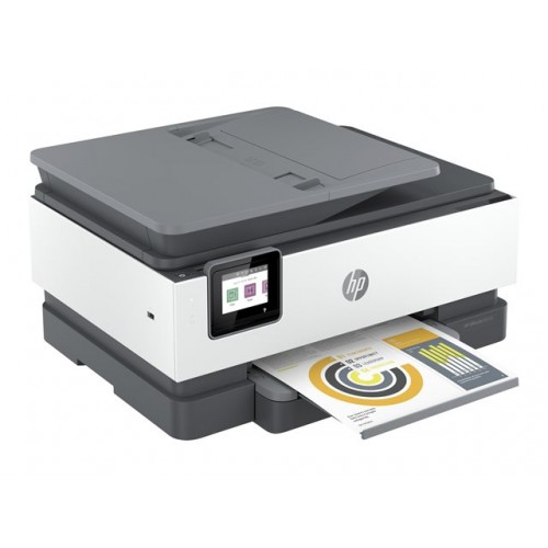 HP OfficeJet Pro 8022e All-in-One A4 Color Wi-Fi USB 2.0 RJ-11 Print Copy Scan F..