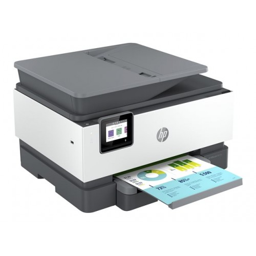 HP OfficeJet Pro 9012e All-in-One A4 Color Wi-Fi USB 2.0 RJ-11 Print Copy Scan F..