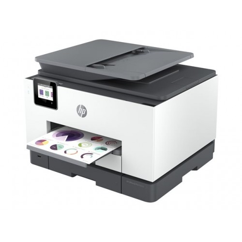 HP OfficeJet Pro 9022e All-in-One A4 Color Wi-Fi USB 2.0 RJ-11 Print Copy Scan Fax Inkjet 20ppm