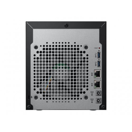 WD My Cloud EX4100 Case NAS 4-Bay Diskless 1.3GHz Marvell ARMADA 388 dual-core p..