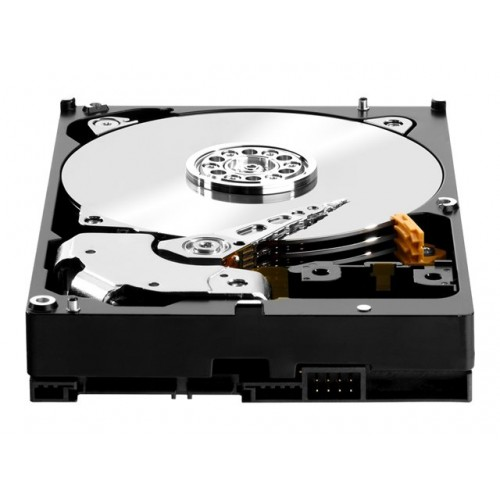 WD Red Pro 3TB SATA 6Gb/s 64MB Cache Internal 8,9cm 3,5Zoll 24x7 7200rpm optimized for SOHO NAS systems 8-16 Bay HDD Bulk
